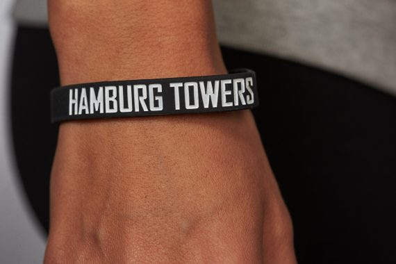 Hamburg Towers Basketball – Fanshop – Armband 1