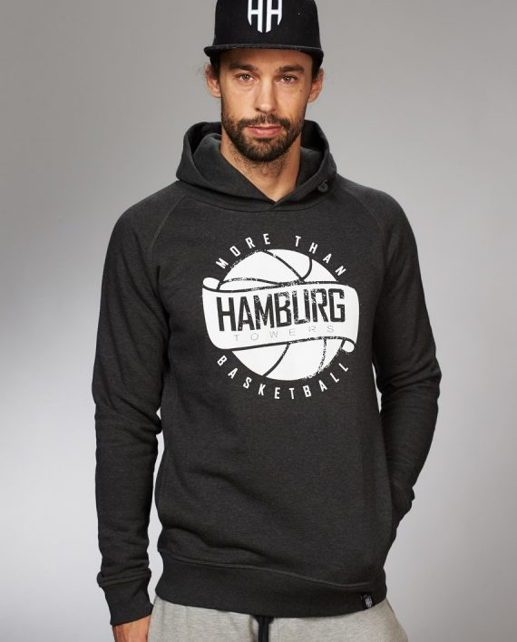 Hamburg Towers Basketball – Fanshop – Hoodie Fullmoon 1