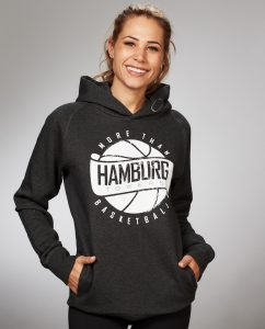 Hamburg Towers Basketball – Fanshop – Hoodie Fullmoon 2